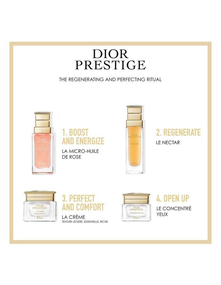 Dior Prestige La Creme Legere Jar 50ml image 3