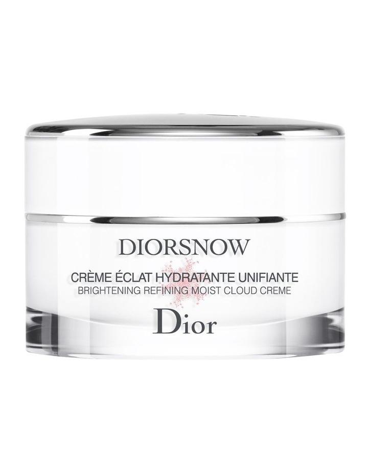 Diorsnow Brightening Refining Moist Cloud Creme image 1