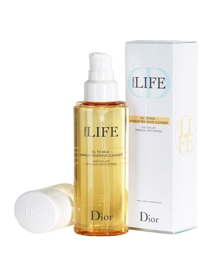 Hydra Life Oil To Milk - Makeup Removing Cleanser image 5
