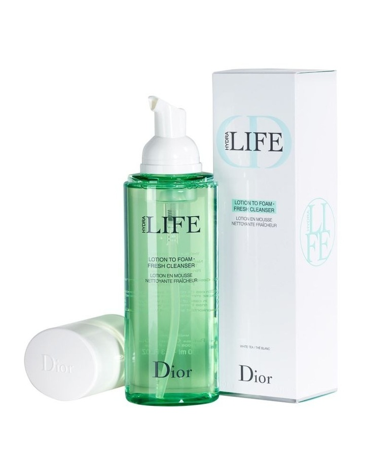 Hydra Life Lotion to Foam - Fresh Cleanser image 5