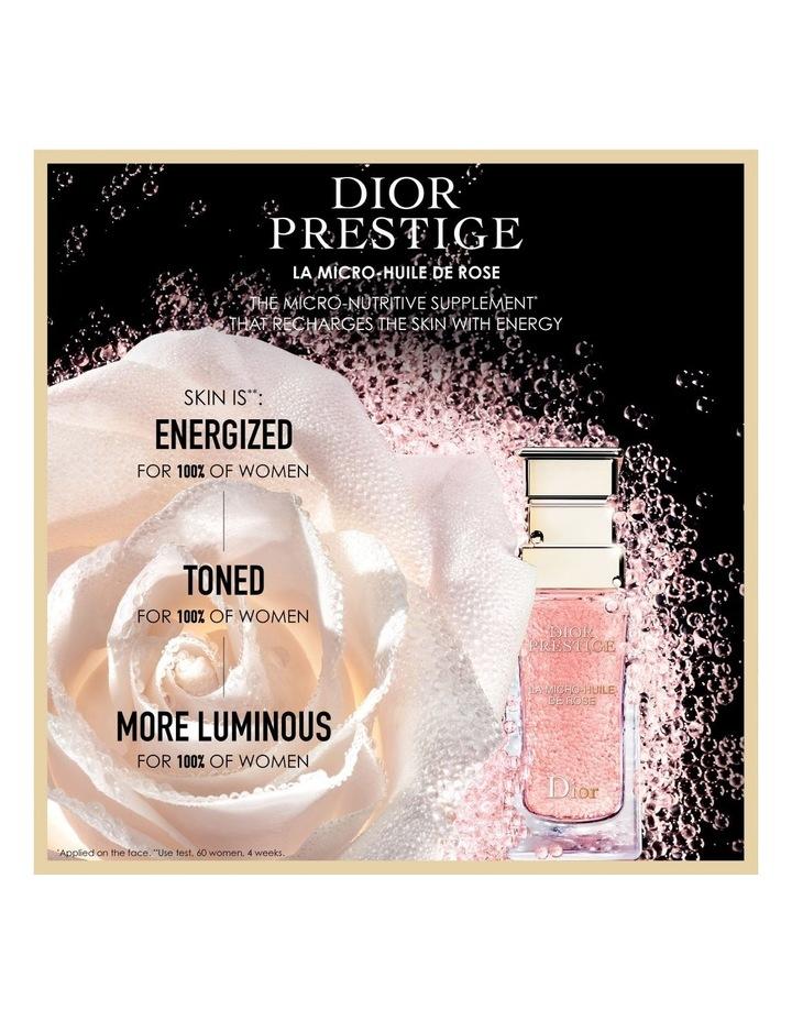 Prestige La Micro-Huile De Rose 30ml image 2