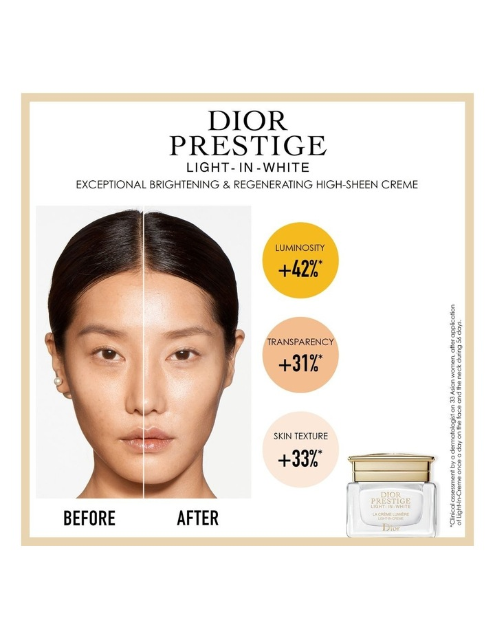 Dior Prestige Light-In-White Light-in-Creme - Refill image 2