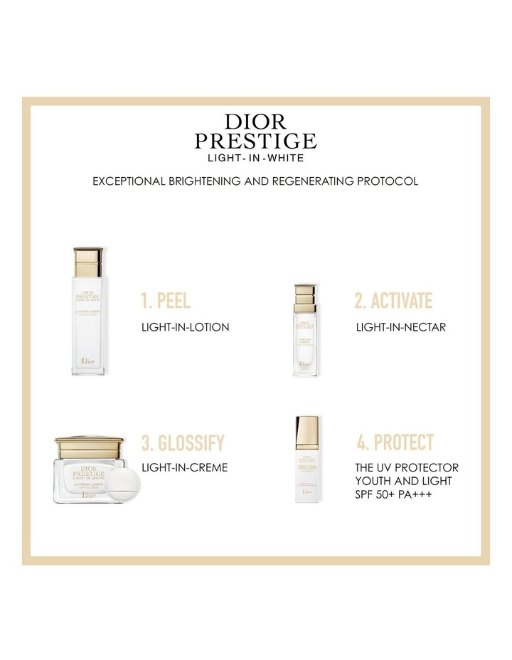 Dior Prestige Light-In-White Light-in-Creme - Refill image 3