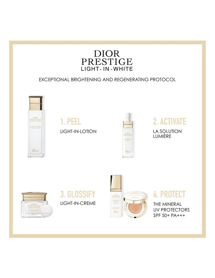 Dior Prestige Light-In-White Light-in-Creme - Refill image 4
