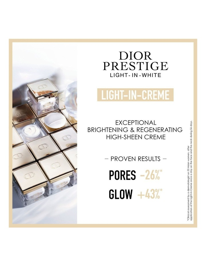 Dior Prestige Light-In-White Light-in-Creme - Refill image 5