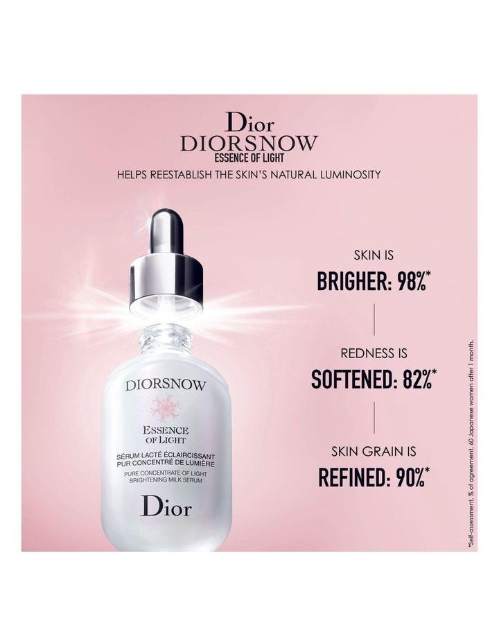 Diorsnow Essence of Light Serum image 3