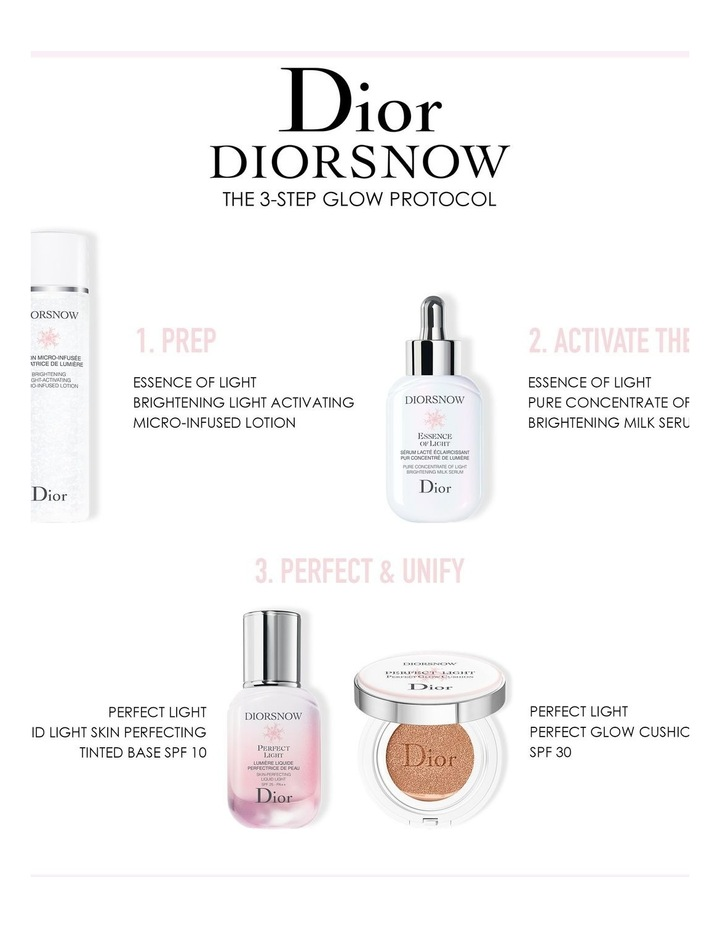 Diorsnow Perfect Light Perfect Glow Cushion SPF30 image 2