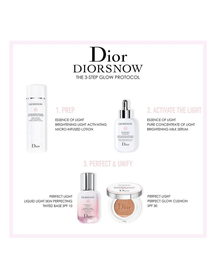 Diorsnow Perfect Light Perfect Glow Cushion SPF30 Refill image 2