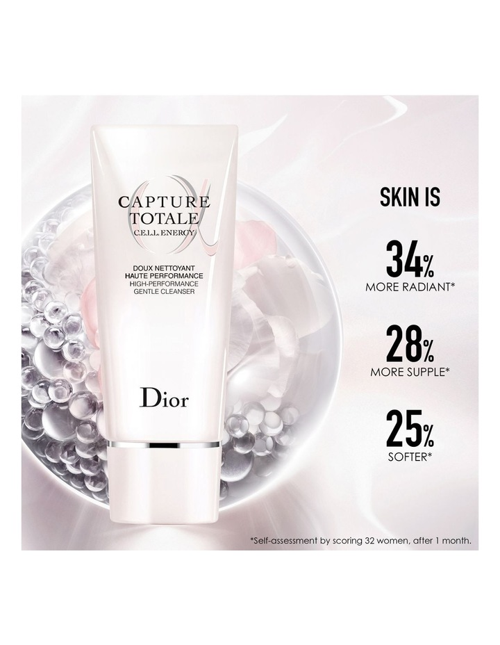 Capture Totale C.E.L.L. ENERGY High-Performance Gentle Cleanser image 4