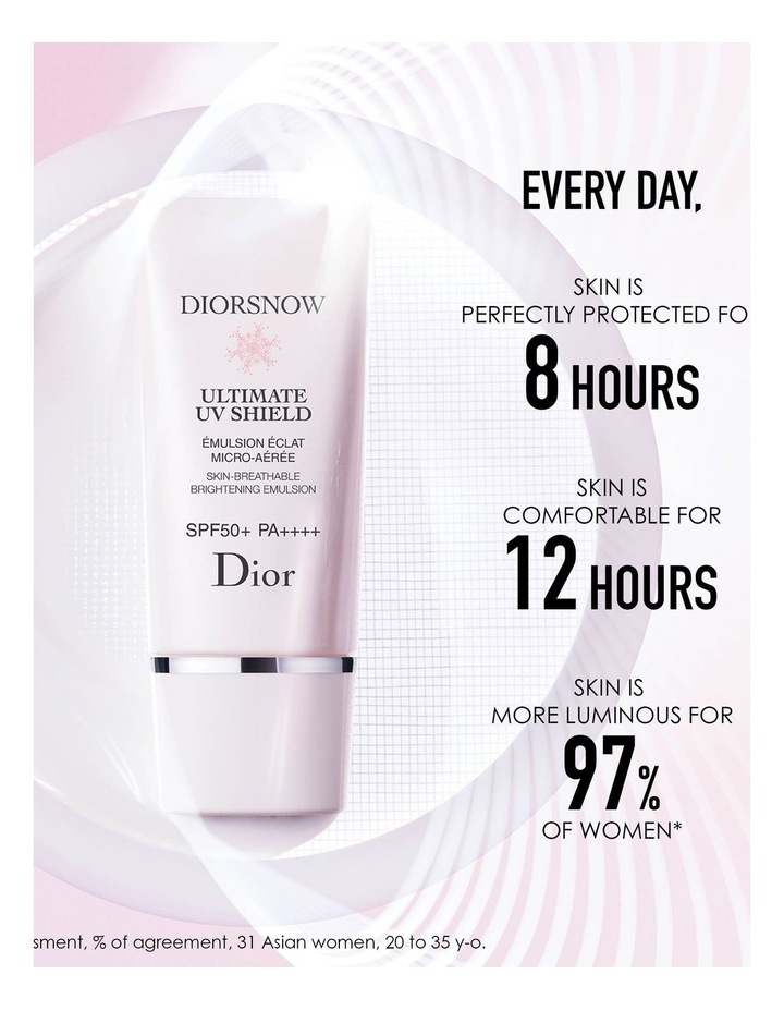 Diorsnow Essense of Light Micro Infused Lotion image 2