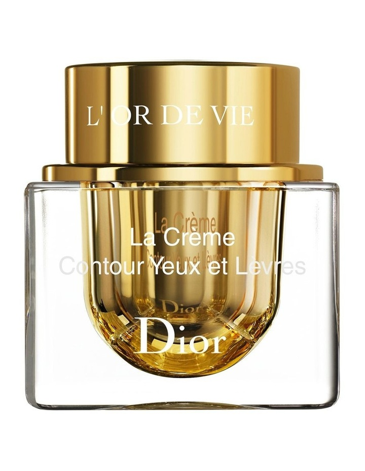 L'Or De Vie Eye/Lips Creme Refillable Jar image 1
