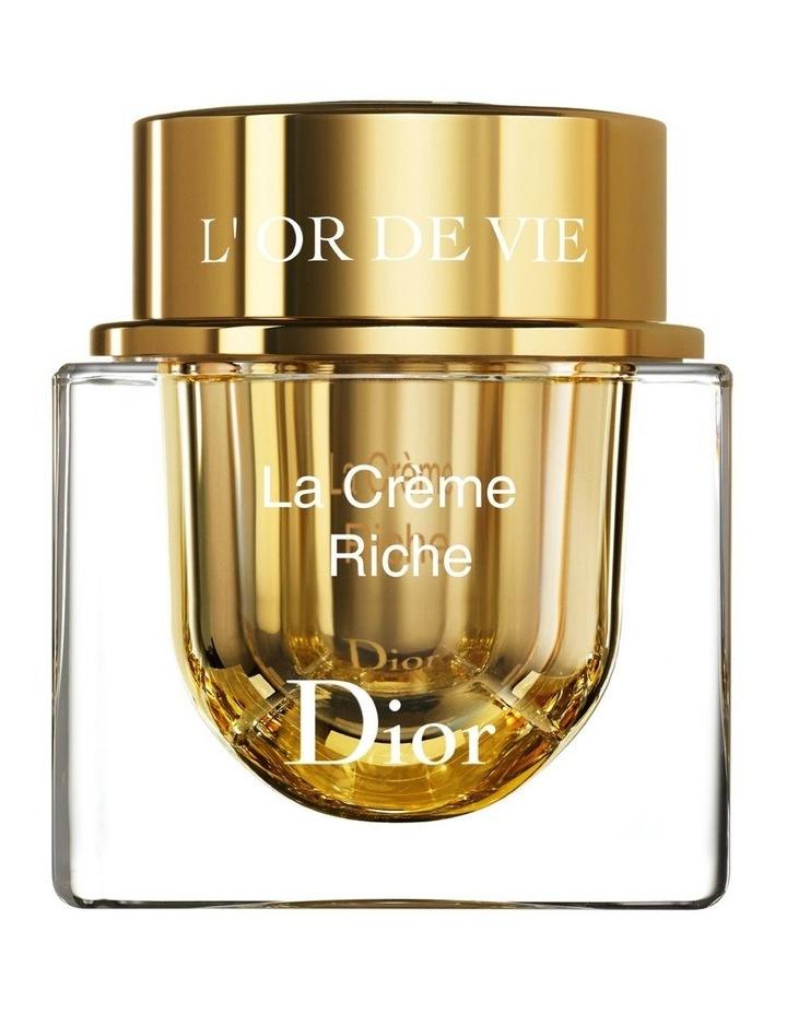 L'Or De Vie Rich Creme Refillable Jar 50ml image 2