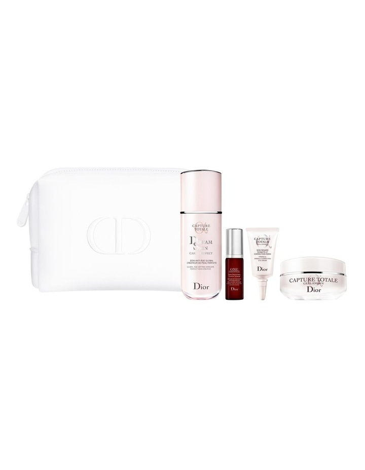 Dreamskin - Perfect Skin Ritual Exclusive Kit - Purifying Serum, Age-Defying Fluid, Wrinkle-Correcting Creme & Eye Cream image 1