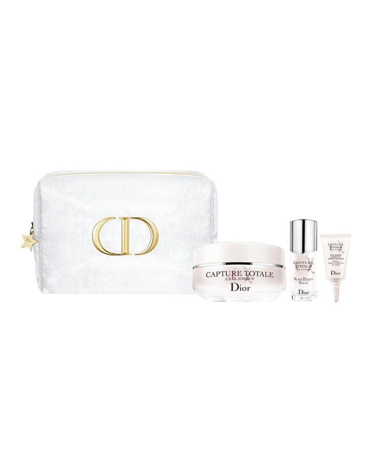 Capture Totale Exclusive Kit  Serum, Creme And Eye Cream  Firming And Wrinkle-Correcting image 1