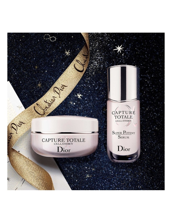Capture Totale Exclusive Kit  Serum, Creme And Eye Cream  Firming And Wrinkle-Correcting image 3