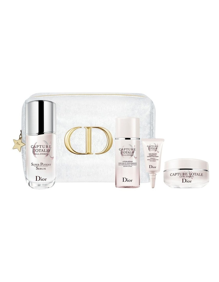 Capture Totale  Exclusive Kit - Serum-Lotion, Serum, Creme and Eye Cream - Firming and Wrinkle-Correcting image 1