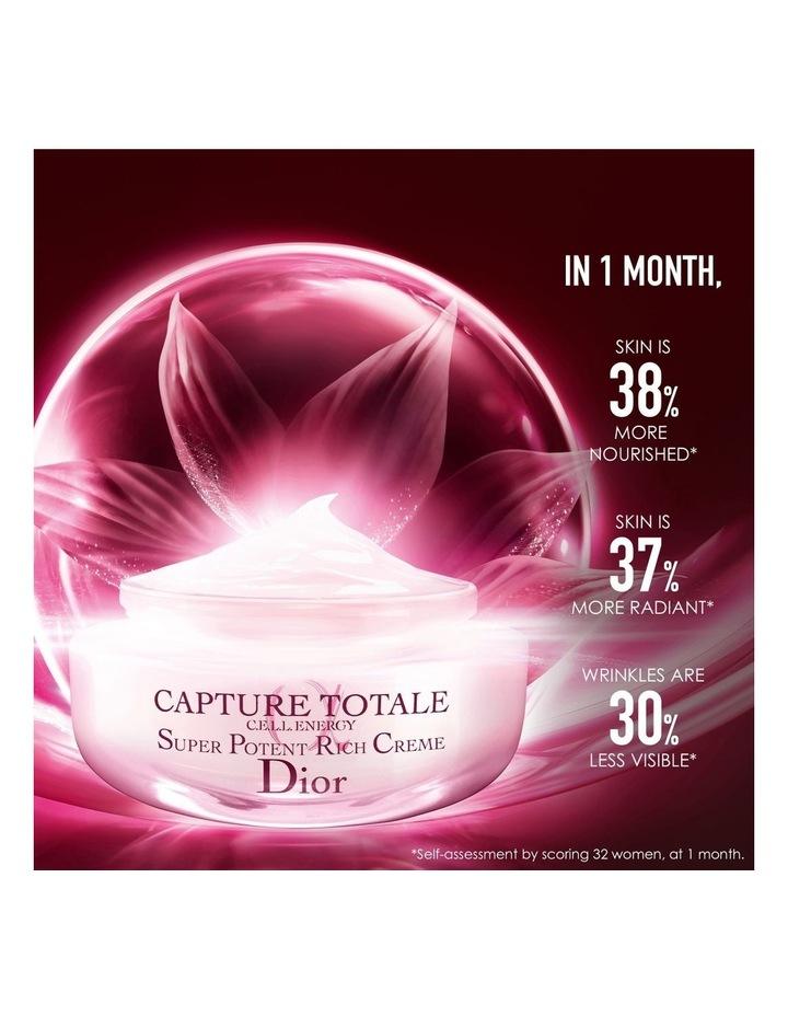 Capture Totale Super Potent Rich Creme Global Age-Defying Rich Creme - Intense Nourishment & Repair image 3