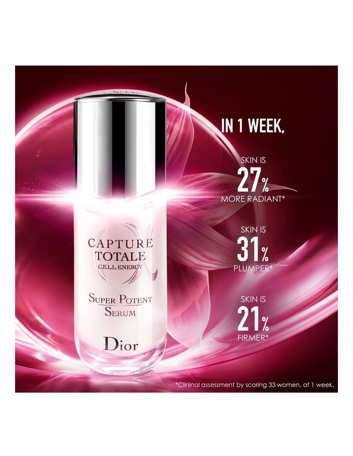 Capture Totale CELL ENERGY - Super Potent Serum image 3