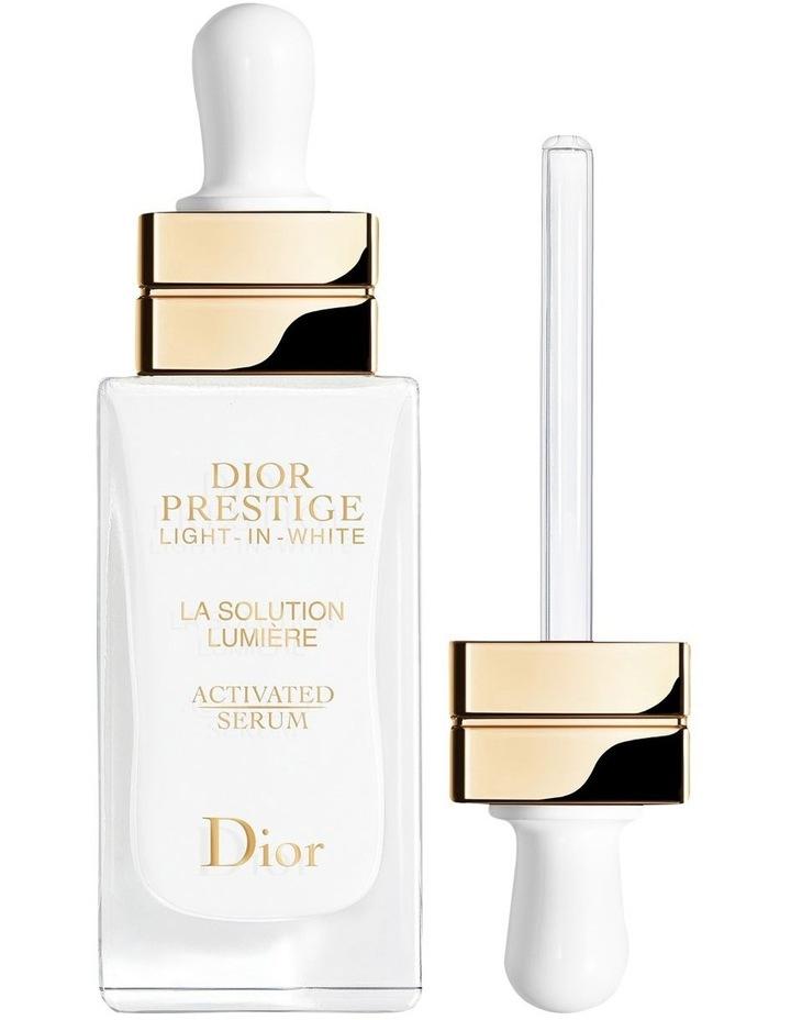 Prestige Light-in-White La Solution Lumiere Activated Serum Exceptional Illuminating and Revitalising Dermo-Serum image 2