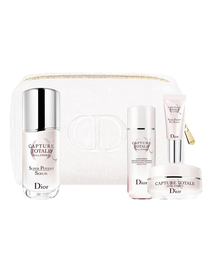 Capture Totale Set - Total Age-Defying Skincare Ritual image 1