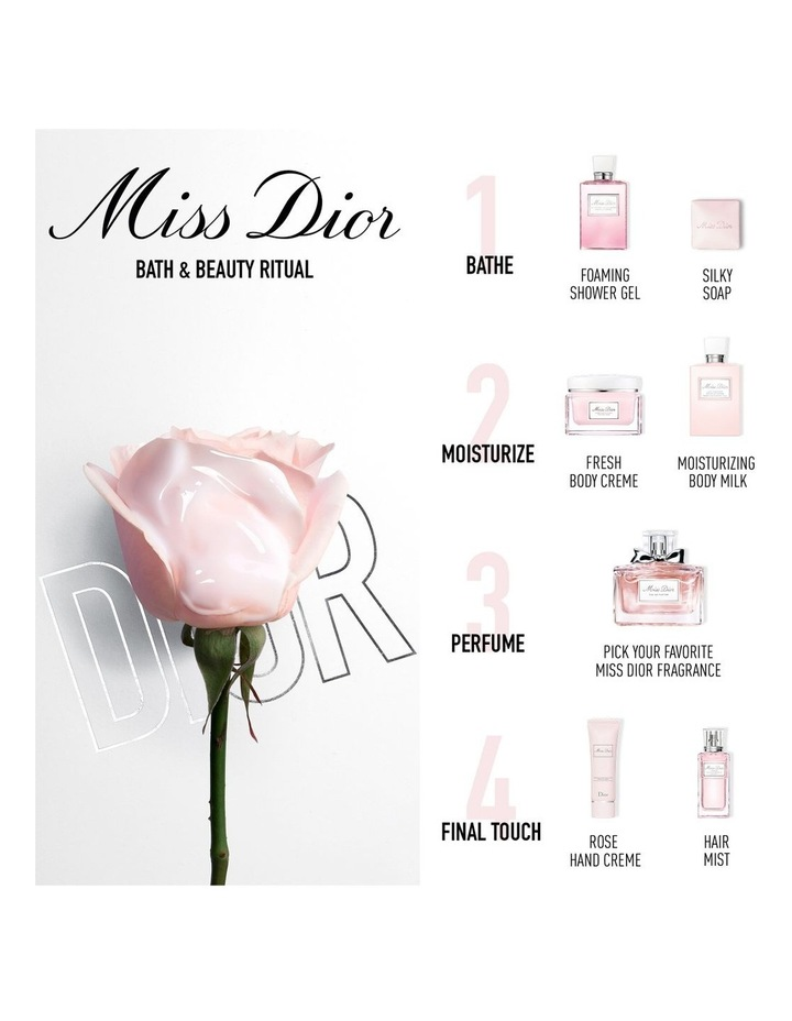 Miss Dior Hair Mist image 3