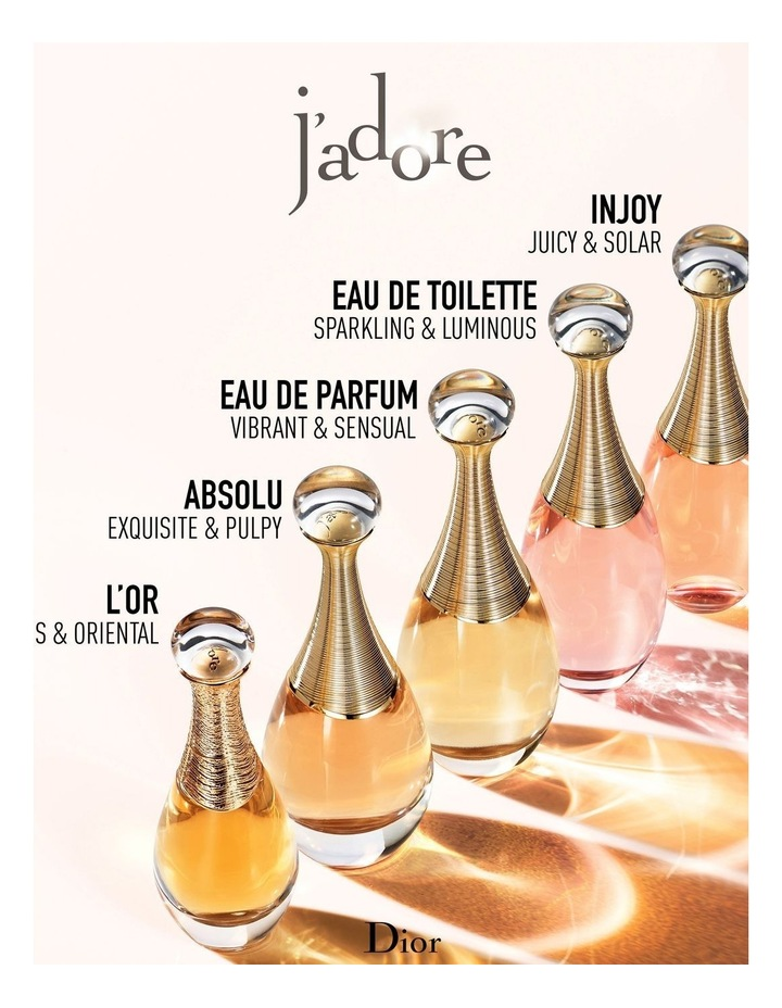 J'adore Eau de Parfum image 7