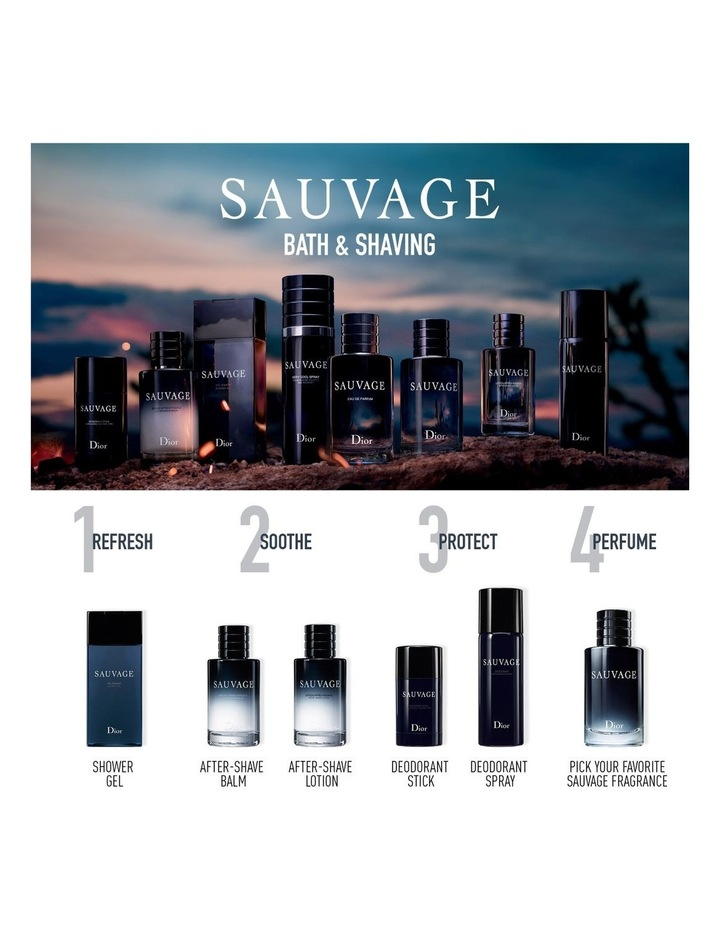 Sauvage Deodorant Spray image 4