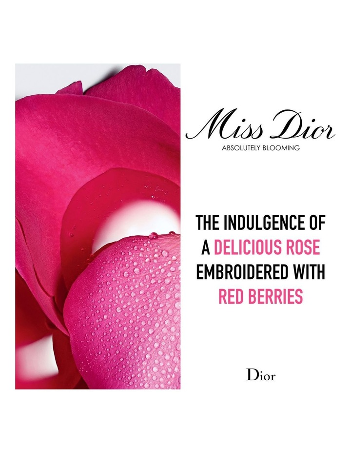 Miss Dior Absolutely Blooming Eau De Parfum image 2