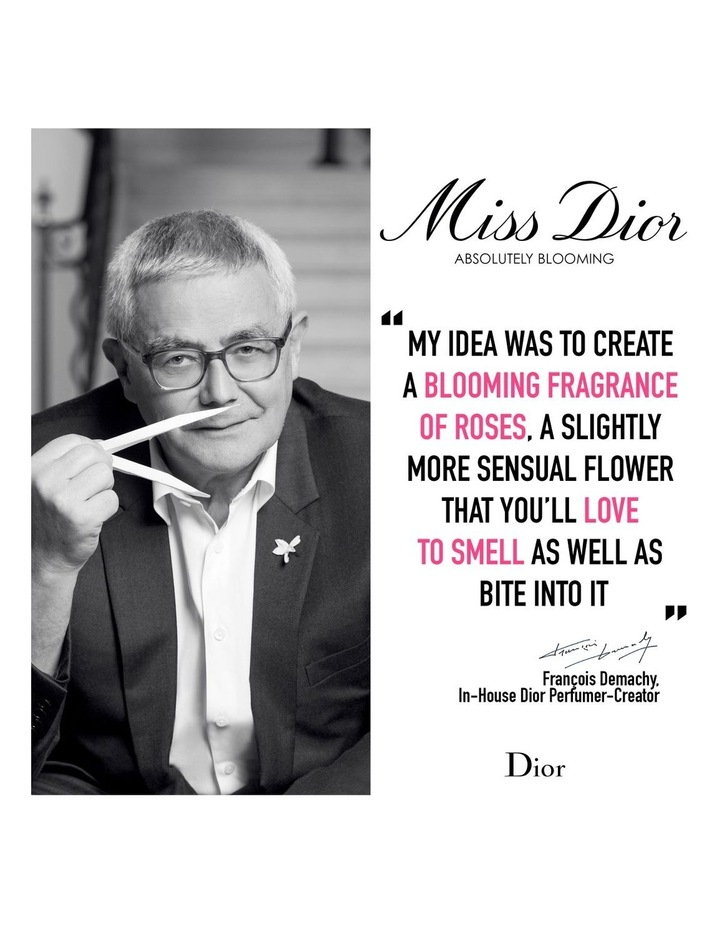 Miss Dior Absolutely Blooming Eau De Parfum image 3