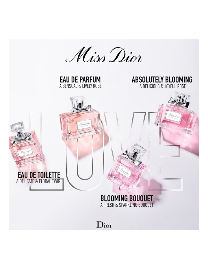 Miss Dior Absolutely Blooming Eau De Parfum image 5