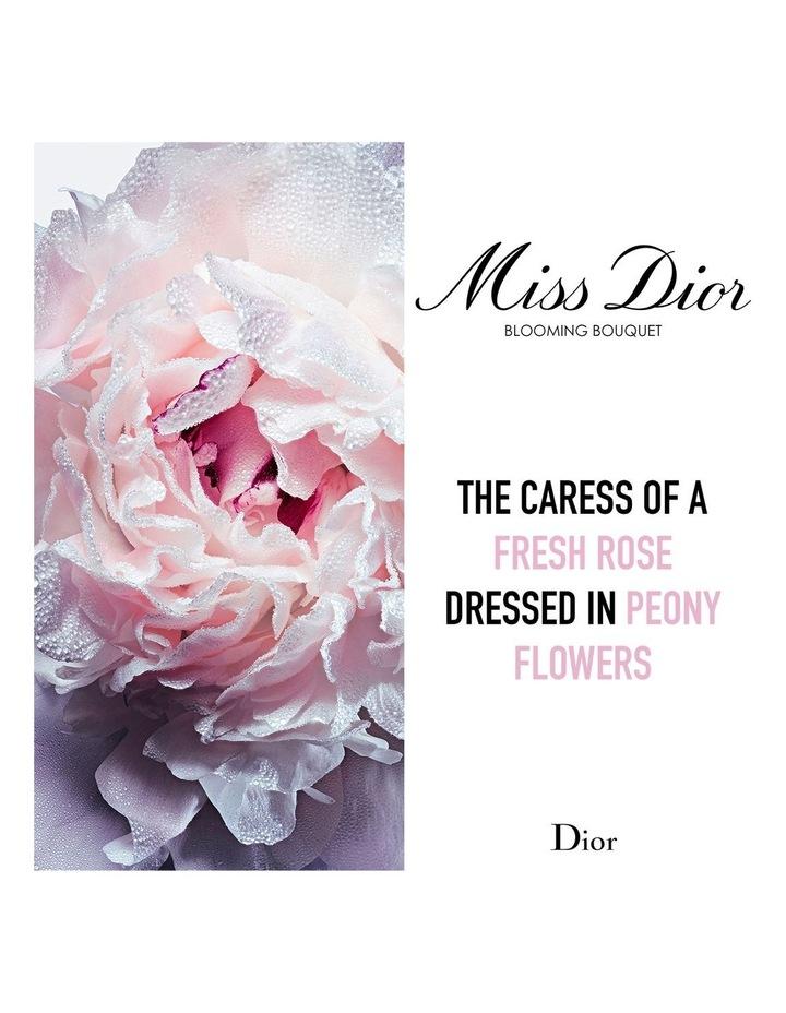 Miss Dior Blooming Bouquet Eau De Toilette image 3