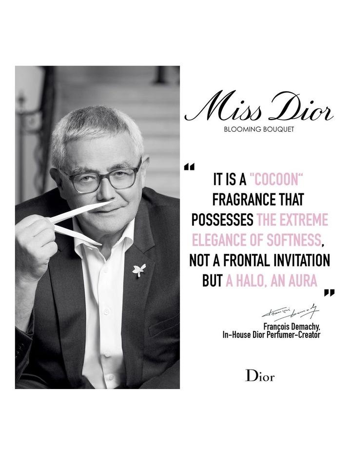 Miss Dior Blooming Bouquet Eau De Toilette image 4