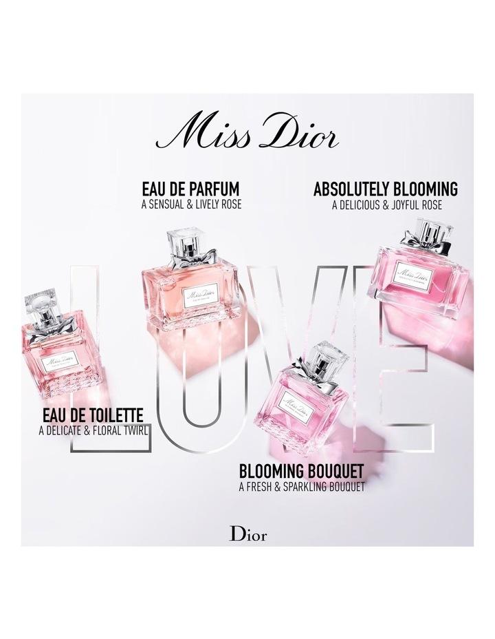 Miss Dior Blooming Bouquet Eau De Toilette image 6