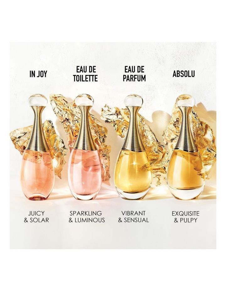 J'adore Absolu Eau De Parfum image 6
