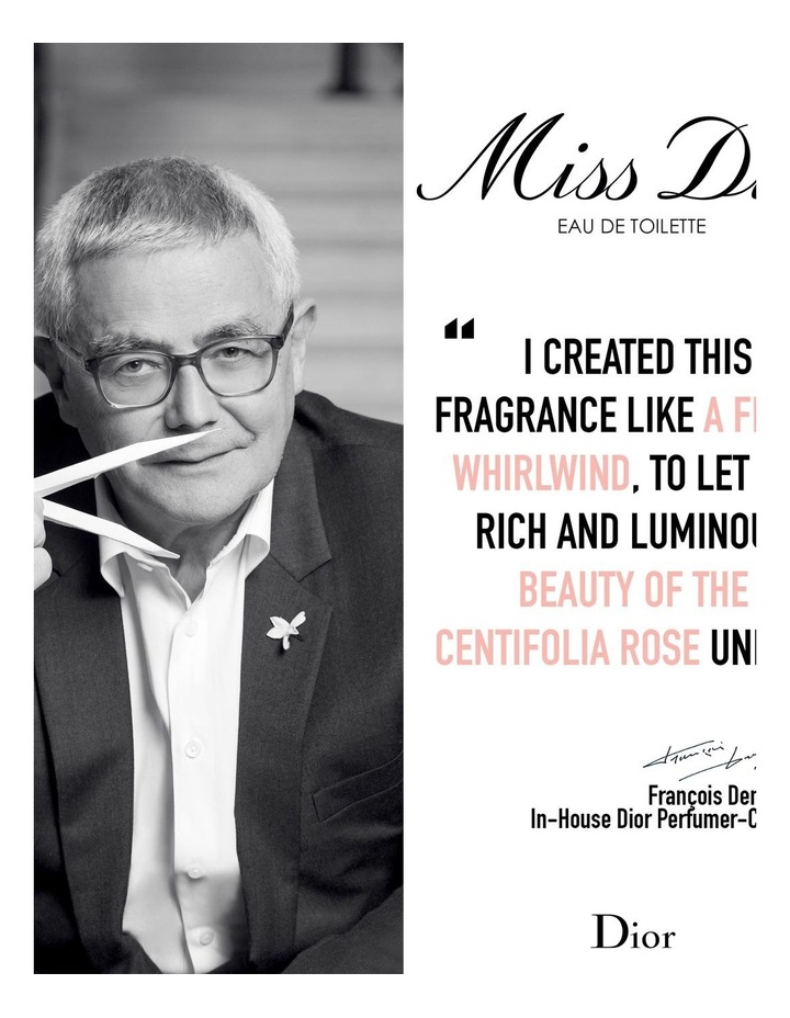 Miss Dior Eau De Toilette Roller Pearl 20ml image 4
