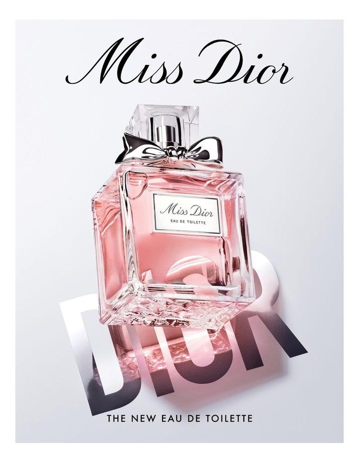 Miss Dior Eau de Toilette image 3