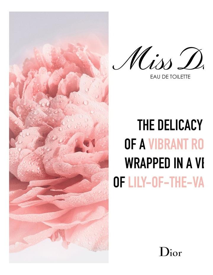 Miss Dior Eau de Toilette image 4
