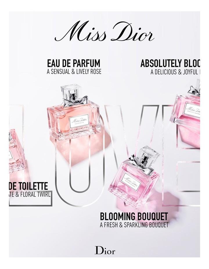 Miss Dior Eau de Toilette image 7