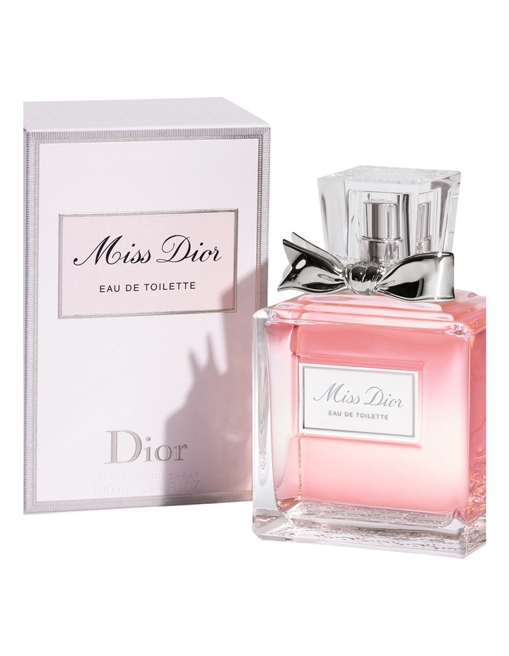 Miss Dior Eau de Toilette 100ml image 3