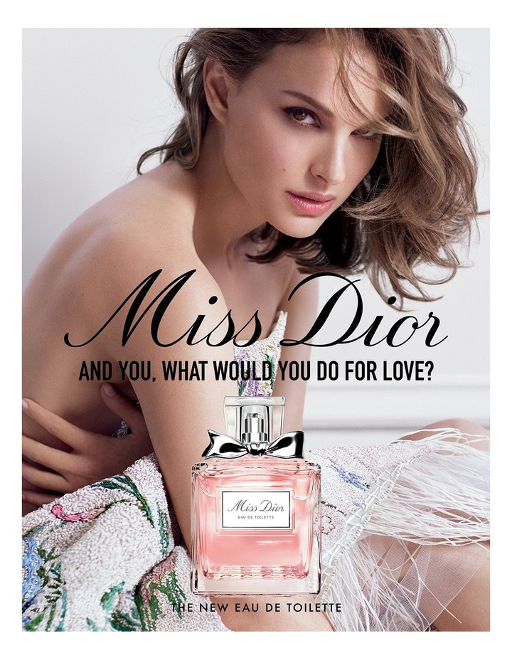 Miss Dior Eau de Toilette 100ml image 4