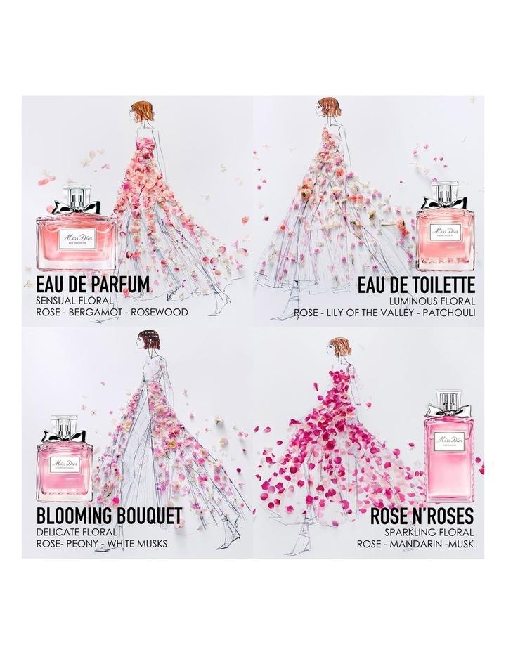 Miss Dior Rose N'Roses EDT image 5