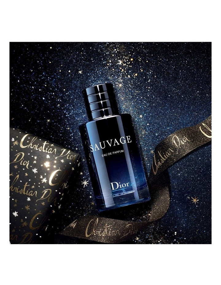 Sauvage Fragrance Set - Eau De Parfum & Travel Spray image 3