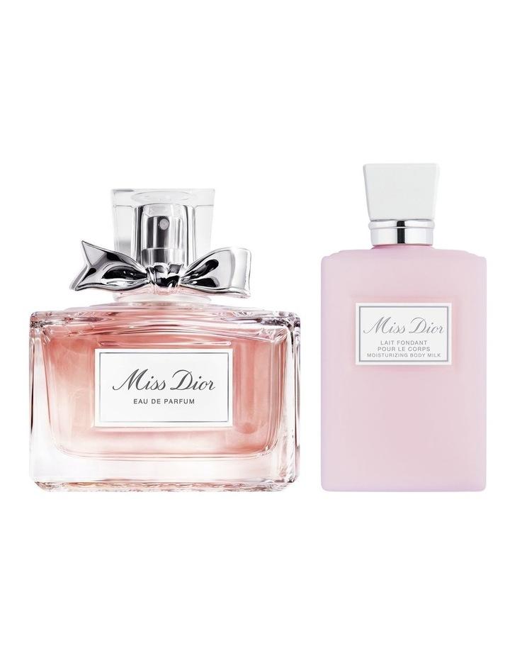 Miss Dior Fragrance Set - Eau de Parfum and Moisturizing Body Milk image 2