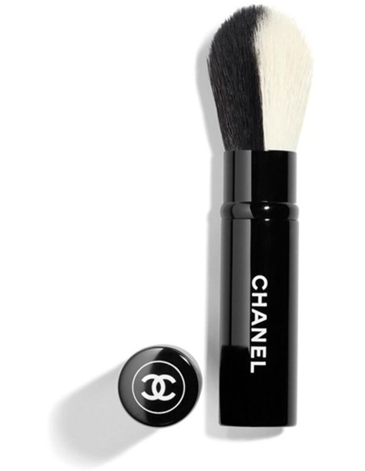 Retractable Dual-Head Face Brush Blush/Highlighter image 1