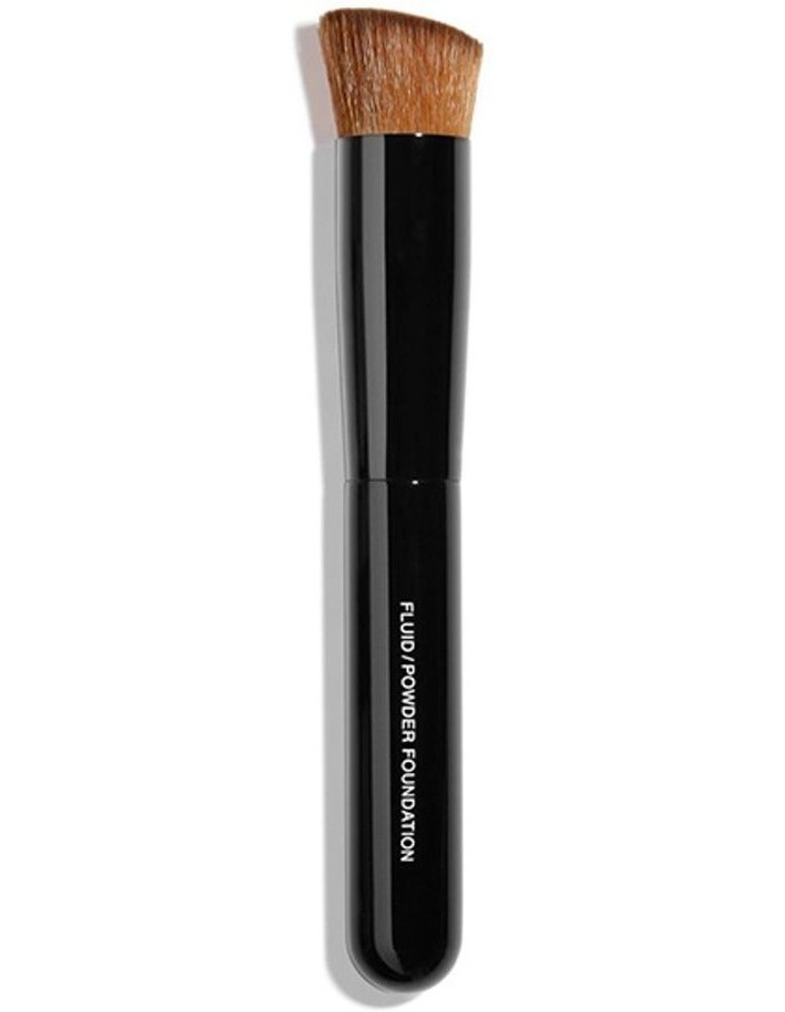 Pinceau 2-In-1 Foundation Brush / Fluid And Powder image 1