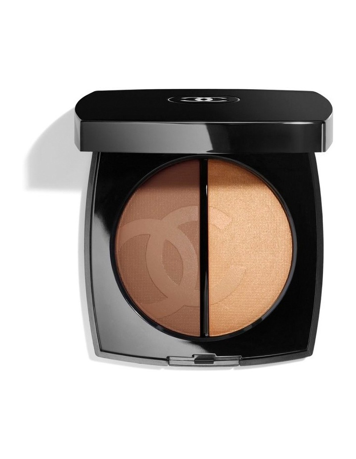 Bronzer And Highlighter Duo image 1