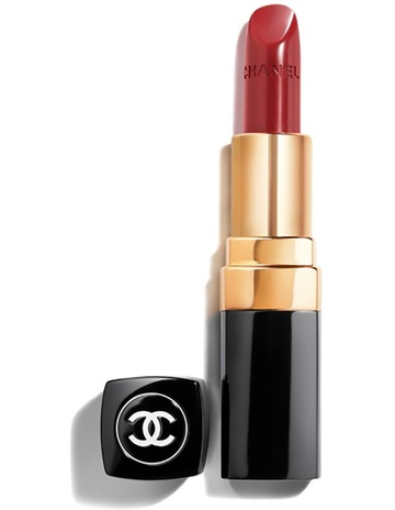 Chanelrouge Coco Flash Top Coatcoulour Shine Intensity In A Chanel Rouge Coat Coulour