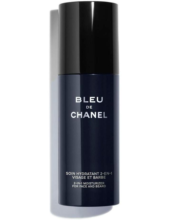 Bleu De 2-In-1 Moisturizer For Face And Beard 50ml image 1