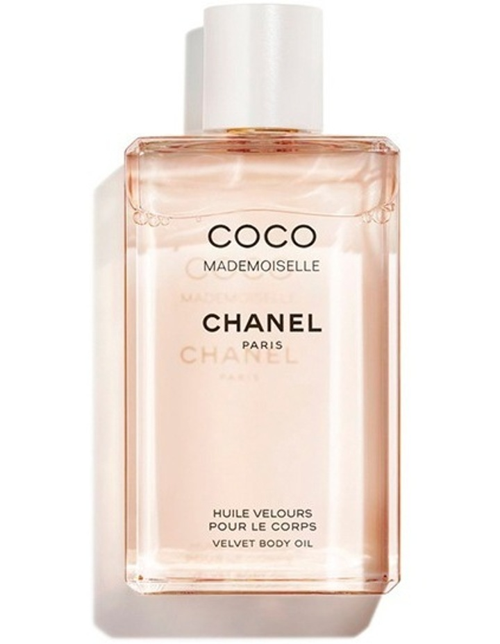 Chanel Velvet Body Oil Myer