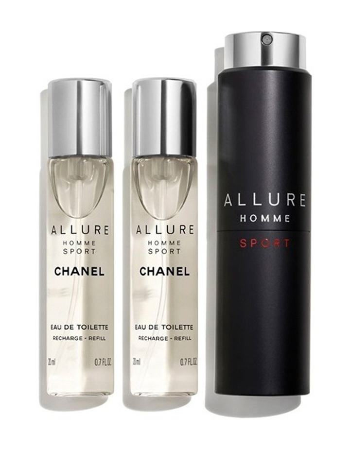 Eau de Toilette Refillable Travel Spray image 1